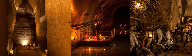 Mixed Guided Tours - Bourbon Tunnel